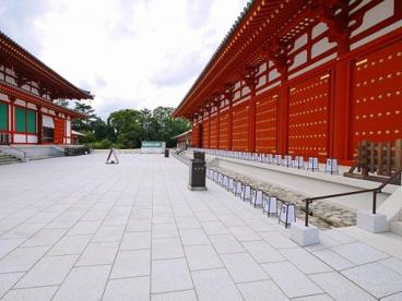 薬師寺 食堂の画像5