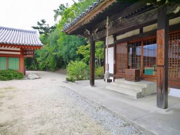 薬師寺不動堂の画像5