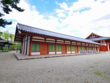 薬師寺西僧坊の画像2