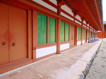薬師寺西僧坊の画像4