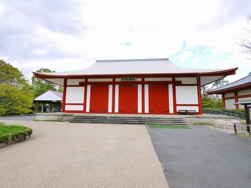 薬師寺 聚寶館の画像