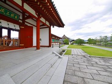薬師寺礼門の画像3