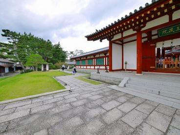 薬師寺礼門の画像5
