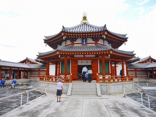 薬師寺玄奘塔の画像