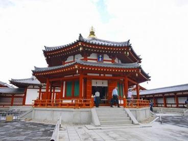薬師寺玄奘塔の画像3