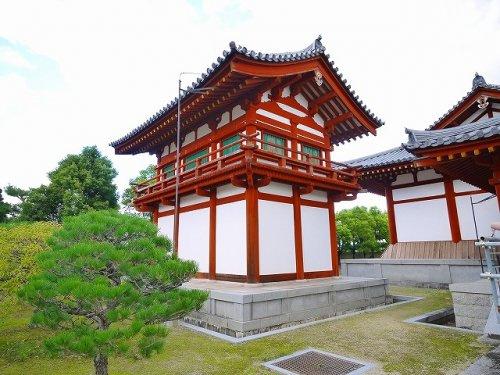 薬師寺 経蔵の画像