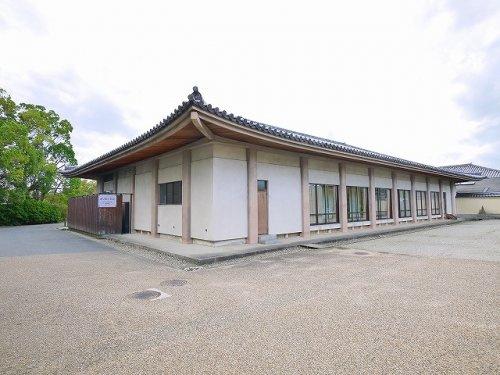 薬師寺お写経道場の画像
