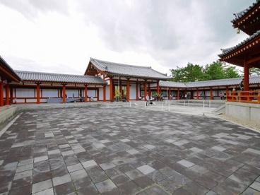 薬師寺 大唐西域壁画殿の画像5