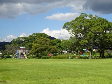 日当山温泉公園の画像1