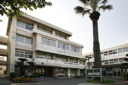 岡山市立岡輝中学校の画像1