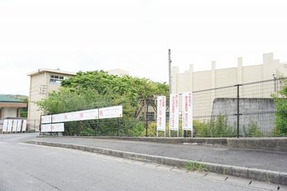 和白丘中学校の画像1