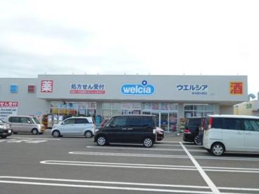 ウエルシア新潟西内野店の画像1