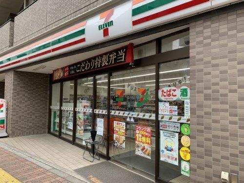 セブンイレブン文京小石川4丁目店