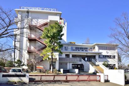 越谷市立大袋中学校の画像1