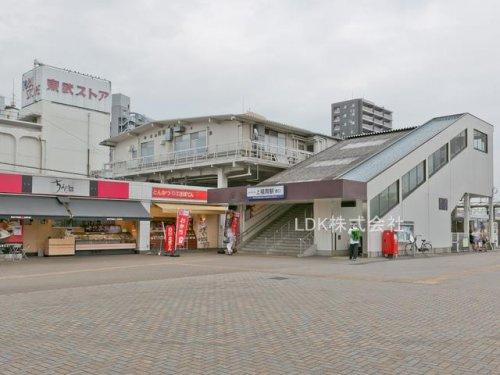 東武東上線「上福岡」駅の画像