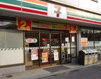 セブンイレブン 鶴ヶ島駅西口店