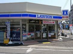ローソン高知はりまや町3丁目店の画像1