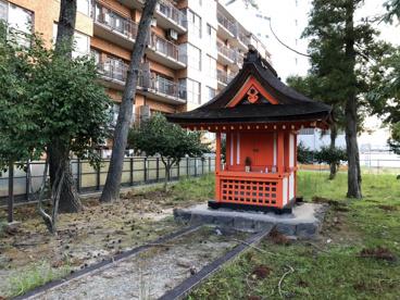 西大寺石落神社(いしらくじんじゃ)の画像1