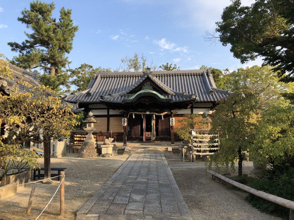 菅原天満宮(菅原町)の画像