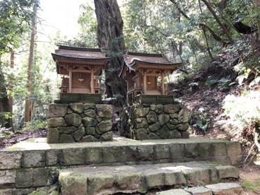 十九所大明神(松尾寺)の画像1