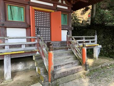 松尾寺三重塔の画像4