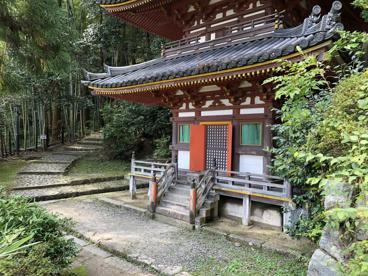 松尾寺三重塔の画像5