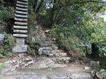 松尾寺十三重塔(じゅうさんじゅうとう)の画像3