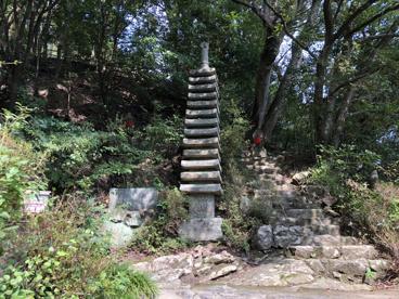 松尾寺十三重塔(じゅうさんじゅうとう)の画像5