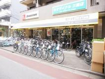 セオサイクル三鷹店