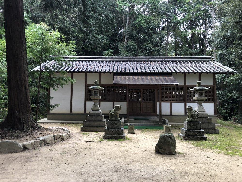 十二神社(じゅうにじんじゃ)の画像