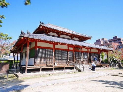 西大寺四王堂の画像