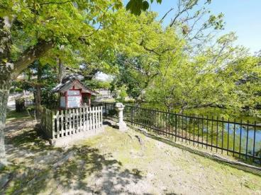 石落神社(西大寺)の画像3