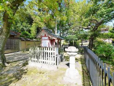 石落神社(西大寺)の画像4