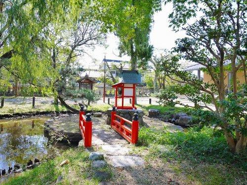西大寺清瀧権現社の画像