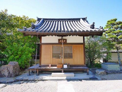 西大寺大黒堂の画像