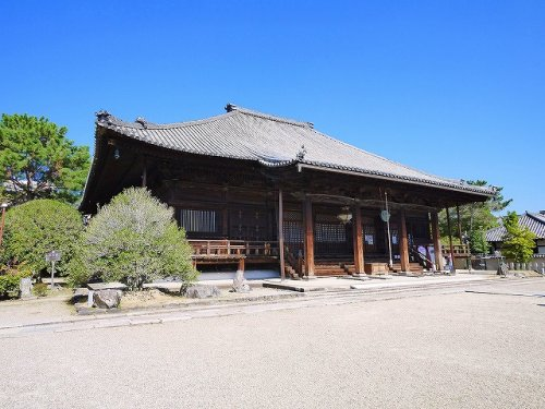 西大寺本堂の画像