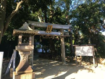 日野神社の画像1