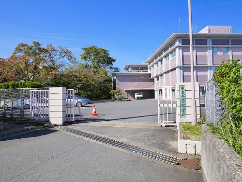 奈良県警察学校の画像