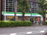 ファミリーマート 杉並桃井店