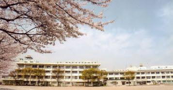 葛飾区立新小岩中学校の画像1