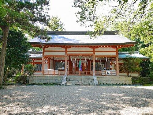賣太神社(めたじんじゃ)の画像