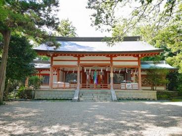 賣太神社(めたじんじゃ)の画像1