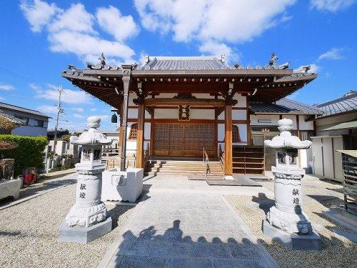 常楽寺(稗田町)の画像