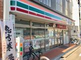セブンイレブン 板橋稲荷台店