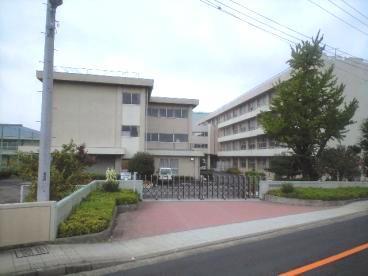 厚木市立相川中学校の画像1