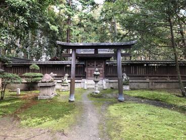 水鏡天神社の画像1