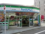 ファミリーマート小浦中目黒店