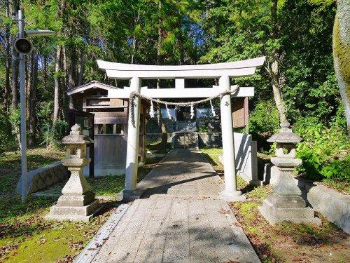 五條山天神社の画像