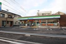 ファミリーマート 東雲本町店