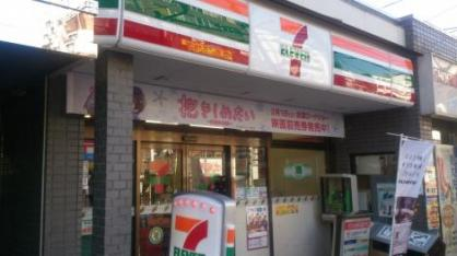 セブンイレブン 高田馬場1丁目店の画像1